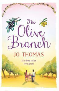 The Olive Branch Jo Thomas