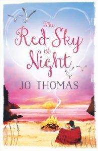 The Red Sky at Night Jo Thomas